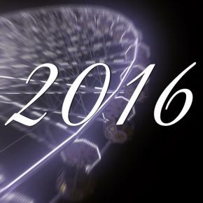 Adieu, 2016…