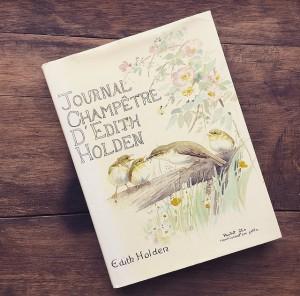 Journal champêtre d'Edith Holden