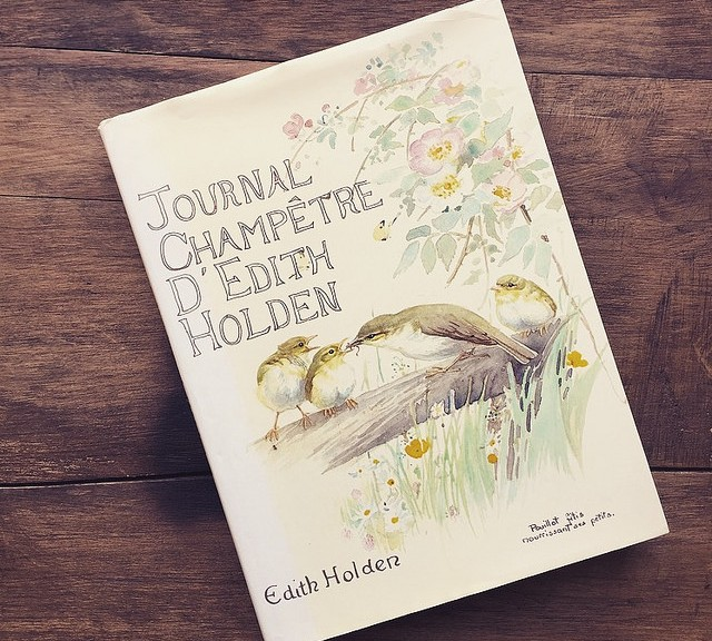 Journal champêtre d'Edith Holden