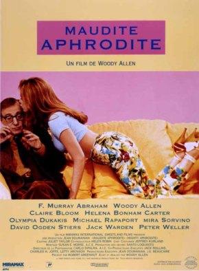 Mighty Aphrodite (Maudite Aphrodite) de WoodyAllen