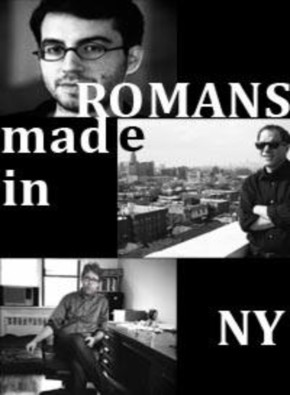 Romans made in New York, de Nelly Kaprièlian et Sylvain Bergère
