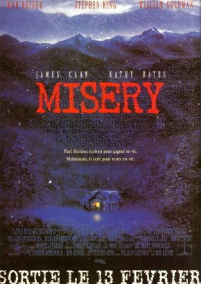 Misery, de Rob Reiner