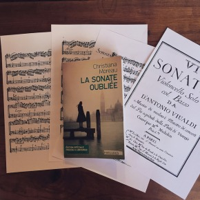 La sonate oubliée, de ChristianaMoreau