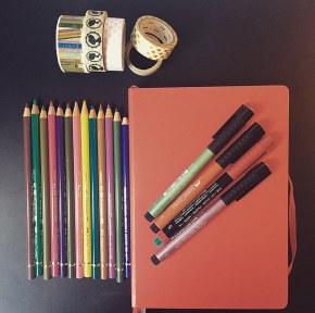 Bullet Journal : bilan à six mois (et despoussières)
