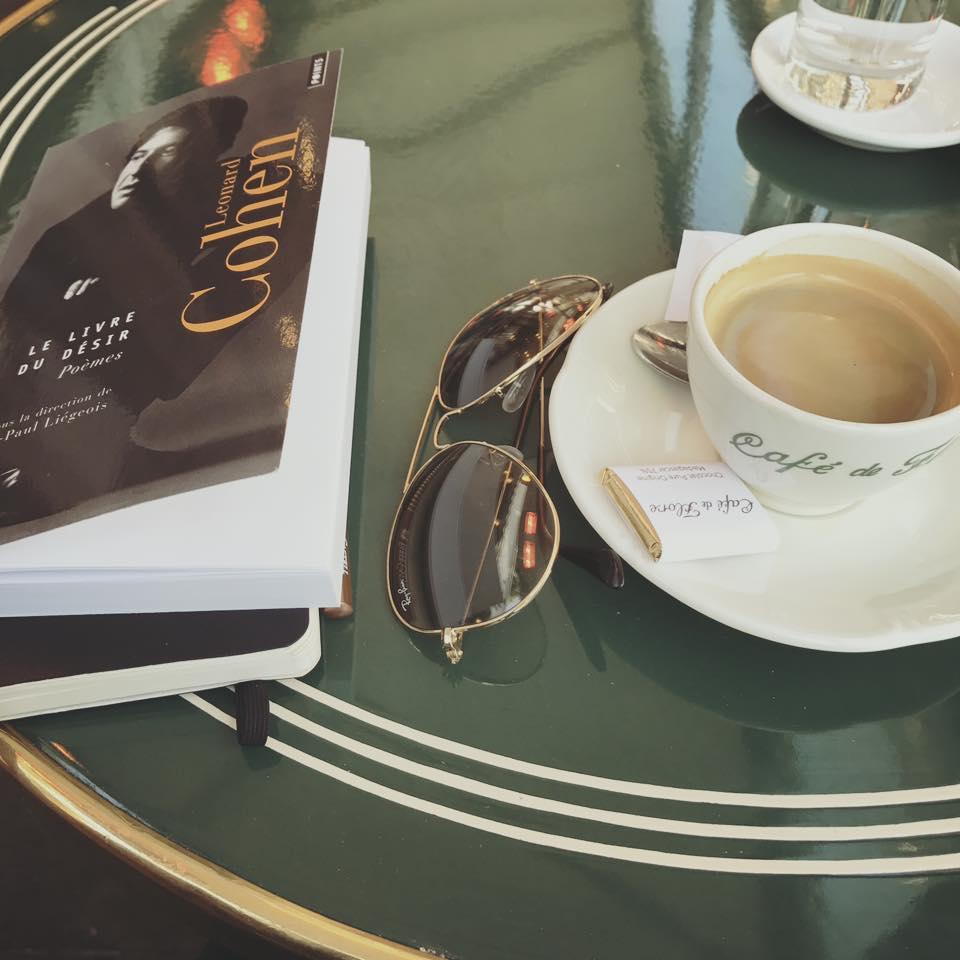 Leonard Cohen le livre du désir