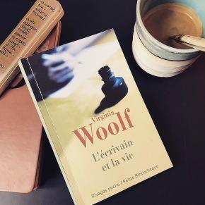 L'écrivain et la vie, de VirginiaWoolf