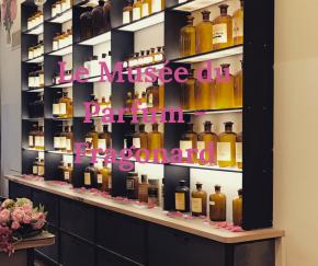 Le musée du parfumFragonard