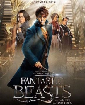 Fantastic Beasts and where to find them (Les Animaux fantastiques), de David Yates