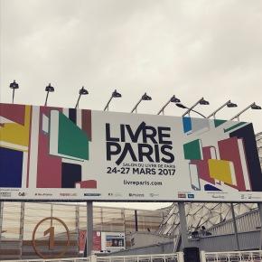 Livre Paris 2017 : en mots et enimages