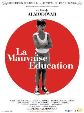 La Mauvaise Education, PedroAlmodóvar