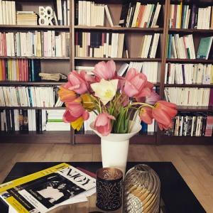 Un bouquet de tulipes