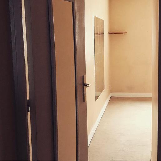 Refermer la porte