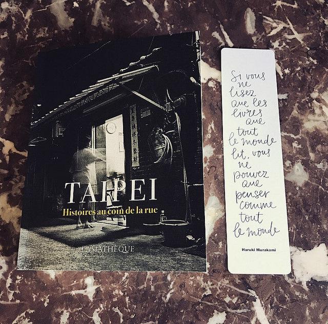 Taipei histoires au coin de la rue