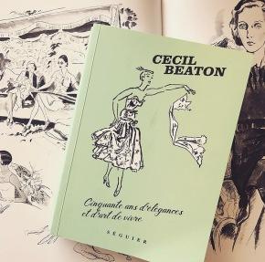 Cinquante ans d'élégances et d'art de vivre, de CecilBeaton