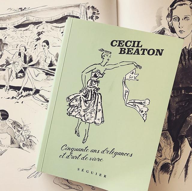 Cinquante ans d'élégances et d'art de vivre de Cecil Beaton