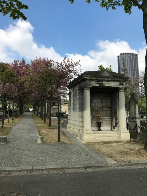 Cimetière du Montparnasse