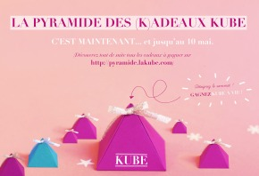 La Pyramide des (K)adeaux Kube[concours]