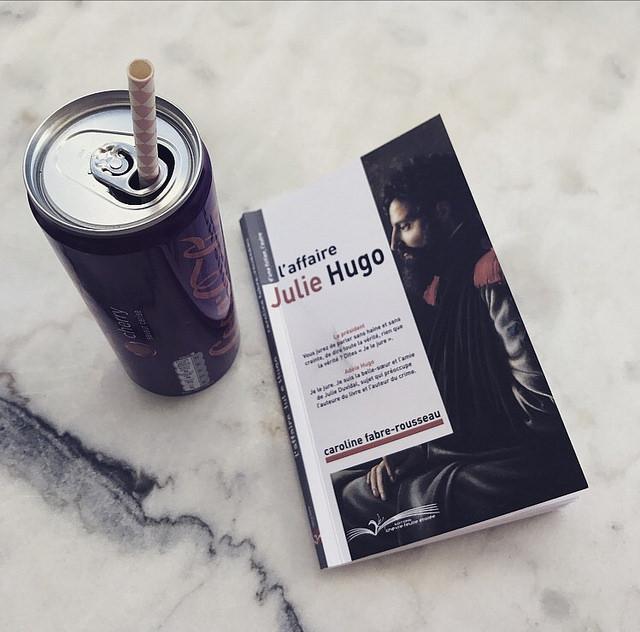L'Affaire Julie Hugo, de Caroline Fabre-Rousseau