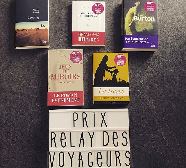 Prix Relay des voyageurs 2017