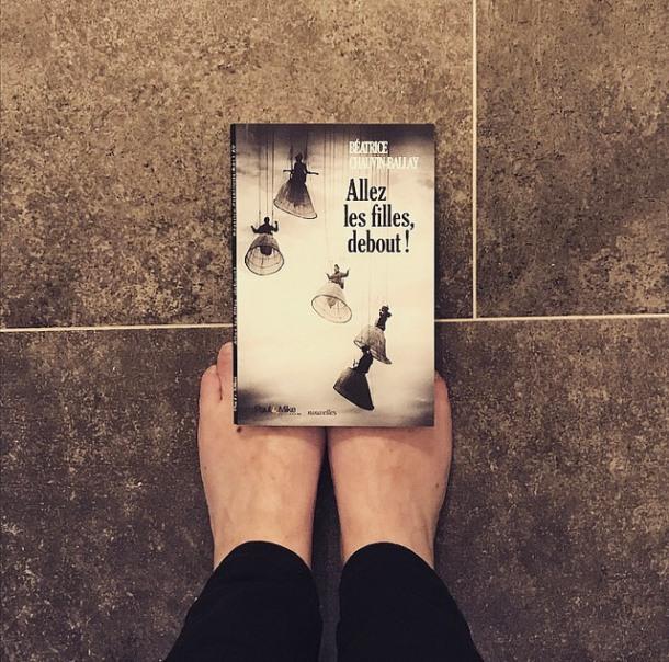 Allez les filles, debout ! de Béatrice Chauvin-Ballay