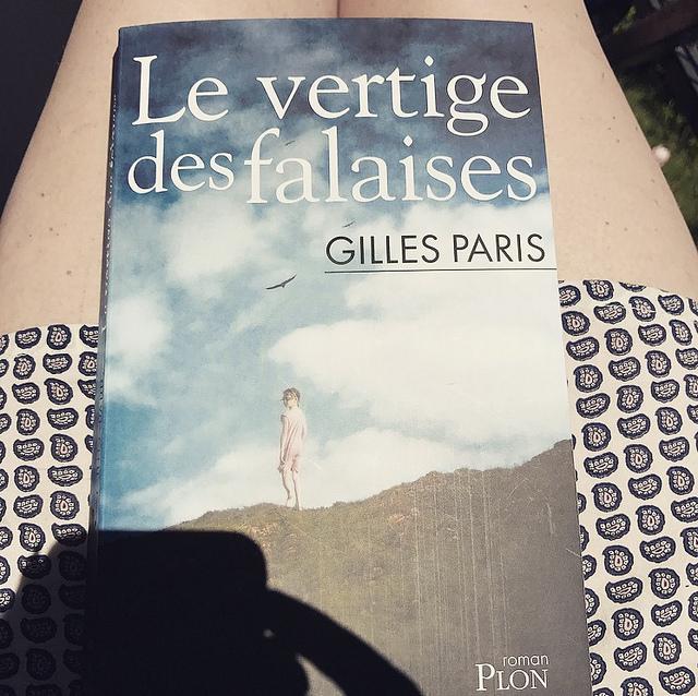 Le Vertige des falaises, de Gilles Paris