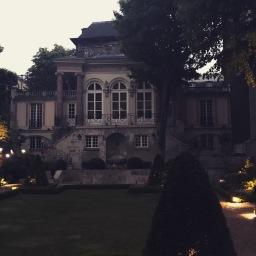 Soirée Gallimard