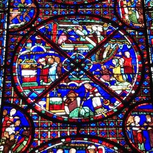 Cathédrale Saint-Etienne - intérieur jour