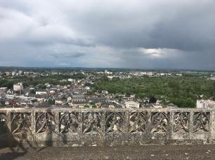La tour - panorama