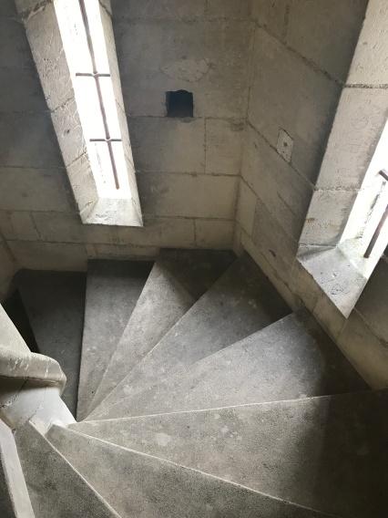 La tour - ascension