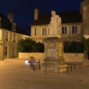 Palais Jacques Coeur - extérieur nuit