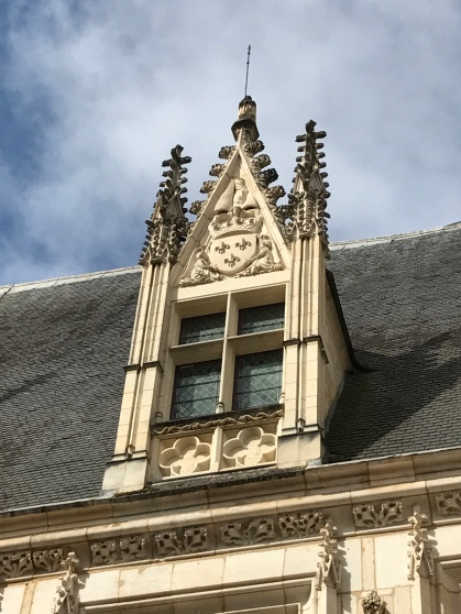 Palais Jacques Coeur - intérieur jour
