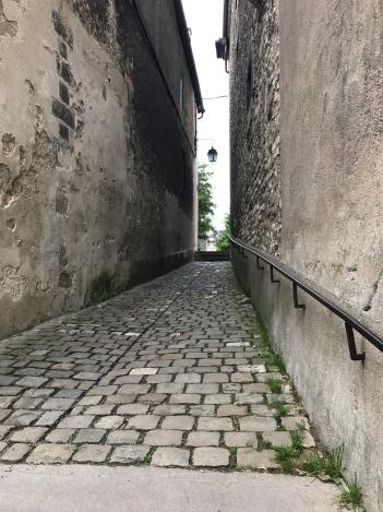 Promenade des remparts