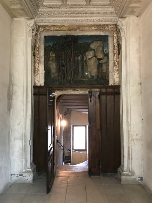 Hôtel Lallemant - intérieur