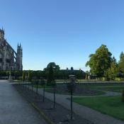 Jardins de l'hôtel de ville