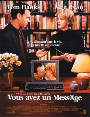 You've got mail (vous avez un message) de Nora Ephron