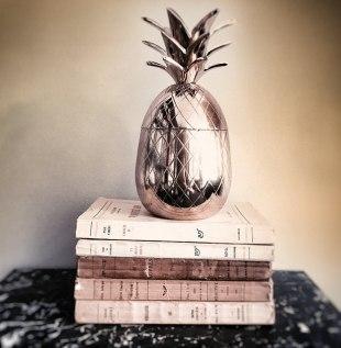 Succomber à l'ananas doré
