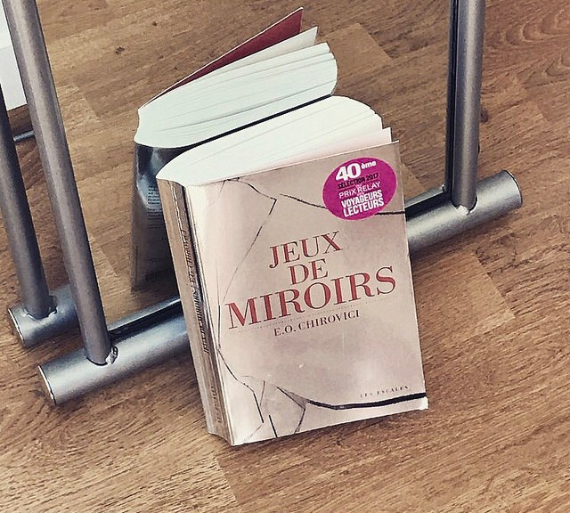 Jeux de miroirs, de E. O. Chirovici