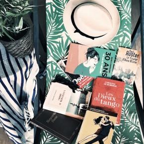 Que lire dans votre chaise longue ? La valise de l'été2017