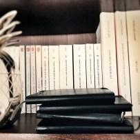 Collection de carnets Moleskine
