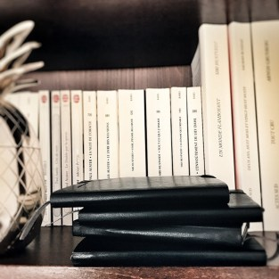 Collection de carnets Moleskine