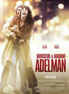 Monsieur & Madame Adelman, de NicolasBedos