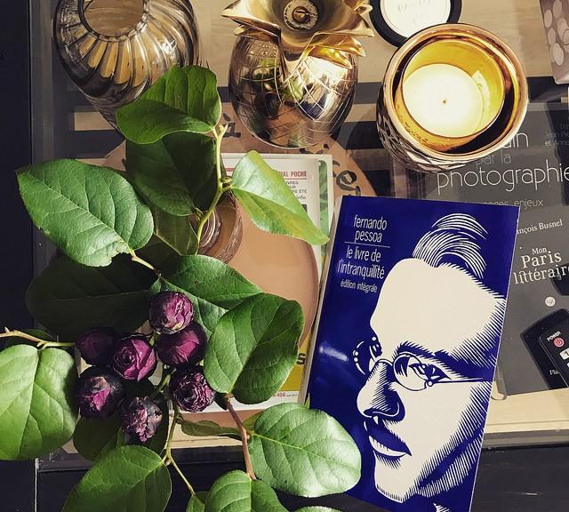 Le Livre de l'intranquillité de Bernardo Soares, de Fernando Pessoa