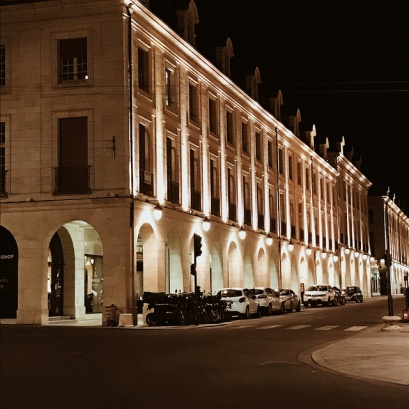 Orléans by night