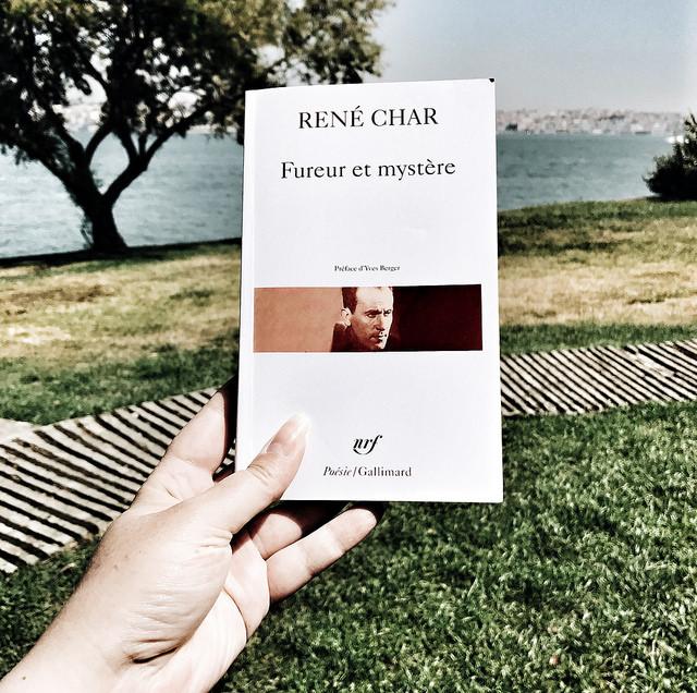 Fureur et mystère, de René Char