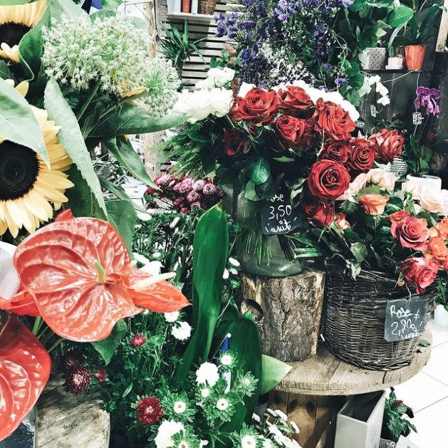 Des fleurs pour bien commencer le mois