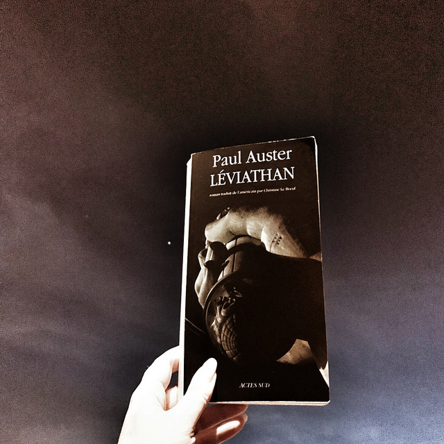 Léviathan, de Paul Auster