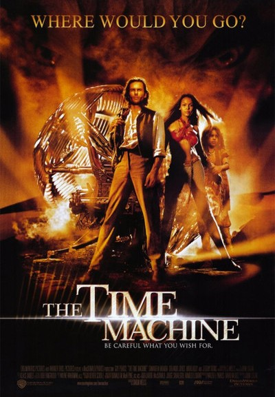The Time machine, de Simon Wells
