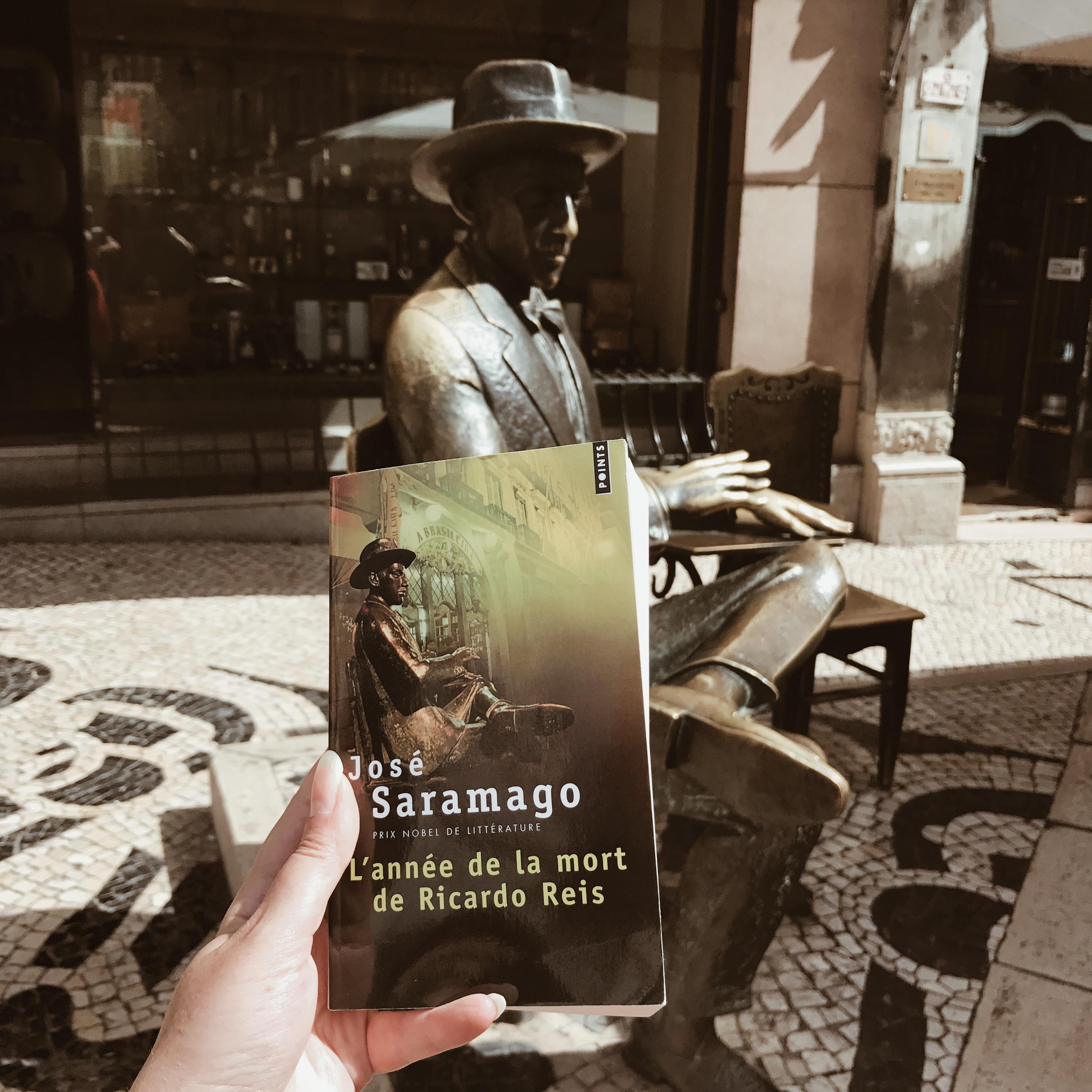 L'année de la mort de Ricardo Reis, de José Saramago