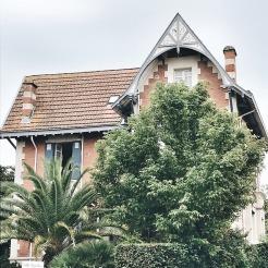 Une villa Arcachonnaise qui s'appelle Caroline