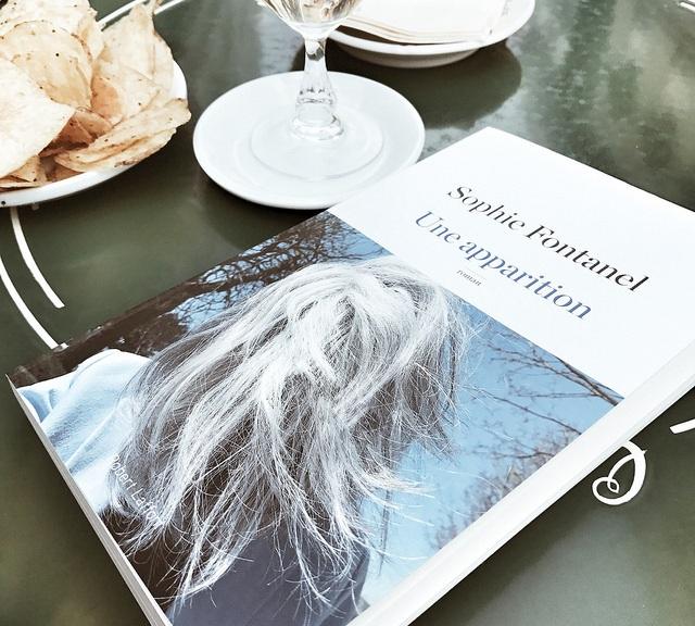Une apparition, de Sophie Fontanel